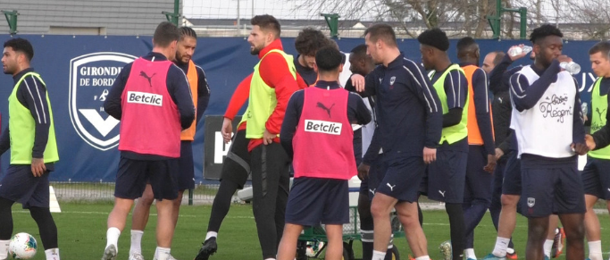 Hécatombe, plusieurs joueurs des Girondins malades