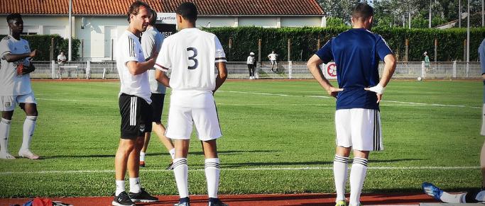 N3 : victoire 4 à 0 des Girondins face au FC Libourne