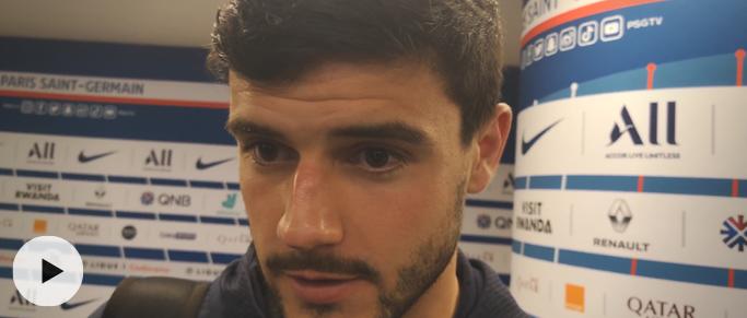 """Loris Benito : """"Ce  n'est pas souvent que tu marques trois buts au Parc"""""""