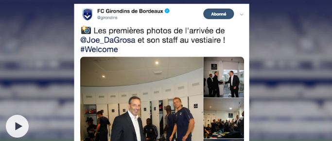 La vente des Girondins en 10 tweets