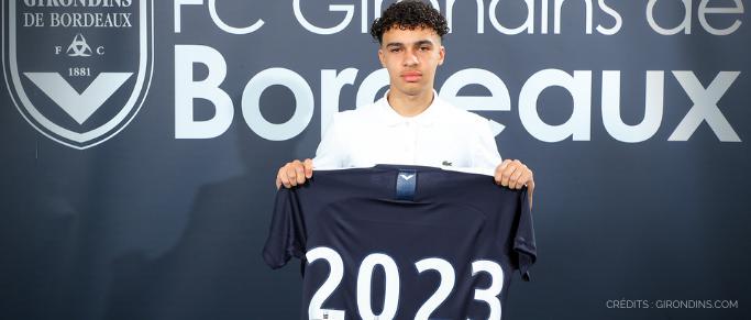 [Officiel] Yassine Boujouama signe pour trois saisons avec les Girondins