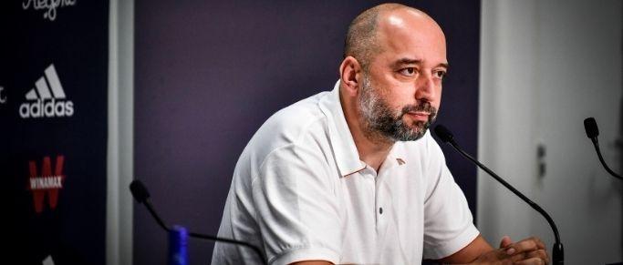 Gérard Lopez parle de la prolongation de Benoît Costil