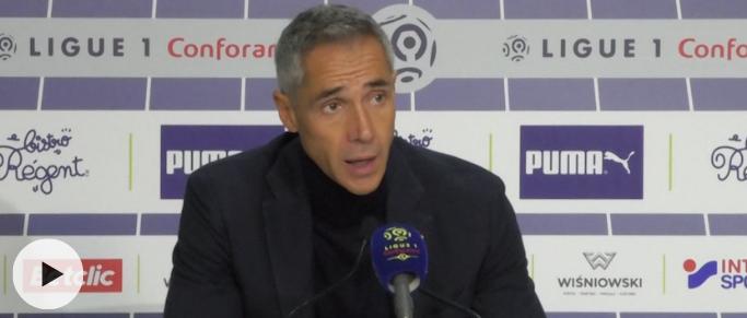 """Paulo Sousa : """"L'équipe a bien travaillé avec une bonne attitude"""""""