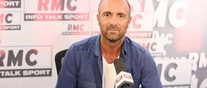 Christophe Dugarry tacle Jean-Michel Aulas