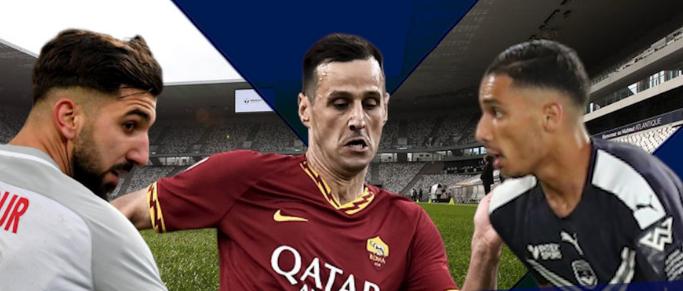 JT Mercato : La Roma met son veto pour Kalinic, un premier départ officialisé