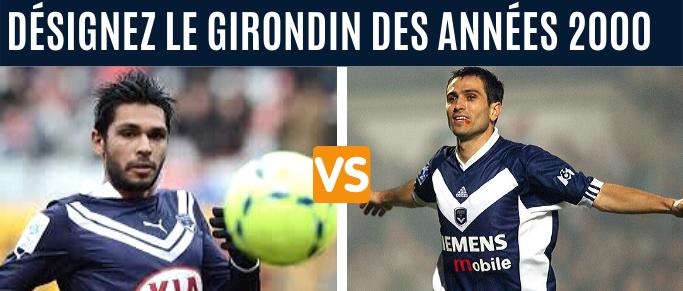 Tournoi Girondins : Benoît Trémoulinas vs Pauleta