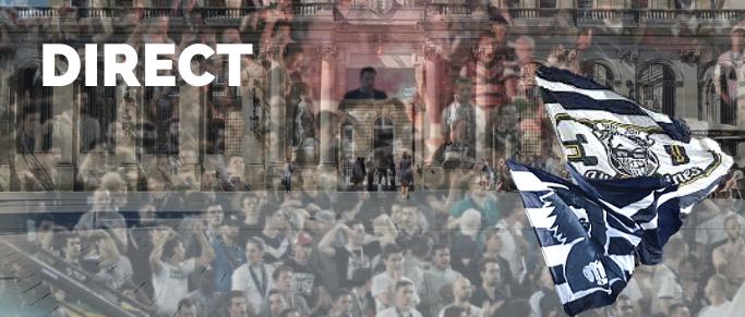 Suivez en direct le rassemblement des Girondins