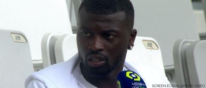 """Mbaye Niang : """"Bordeaux, c'était mon choix numéro un"""""""