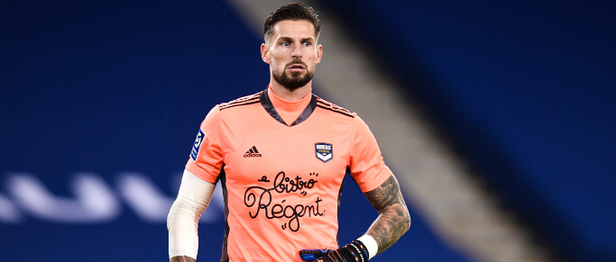 Girondins : Benoît Costil non retenu avec les Bleus