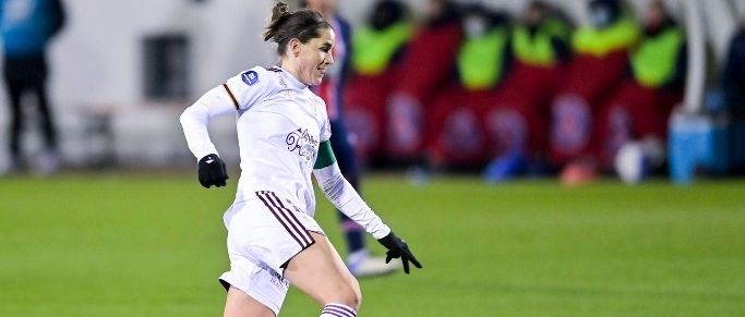 Les 3 buts de la victoire des filles face au PSG en vidéo