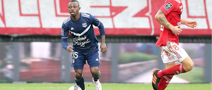 Première titularisation pour Jean-Michaël Seri face à Toulouse