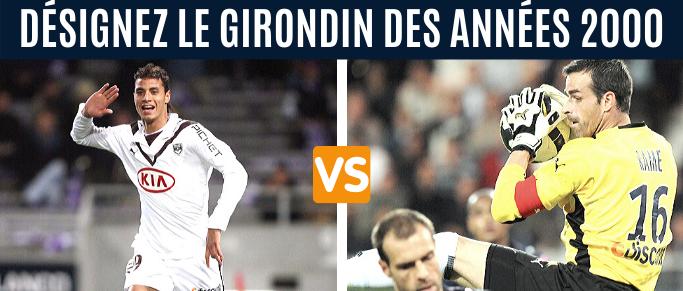 Tournoi Girondins : Marouane Chamakh vs Ulrich Ramé