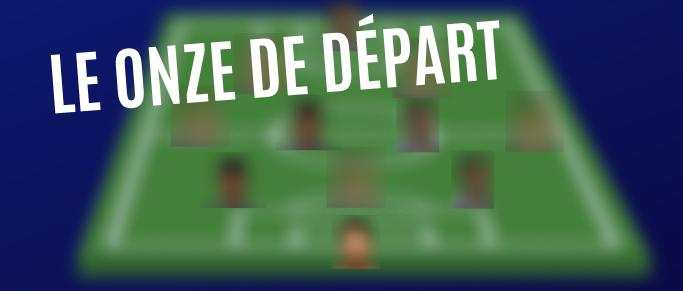 Féminines : le 11 face au Paris FC