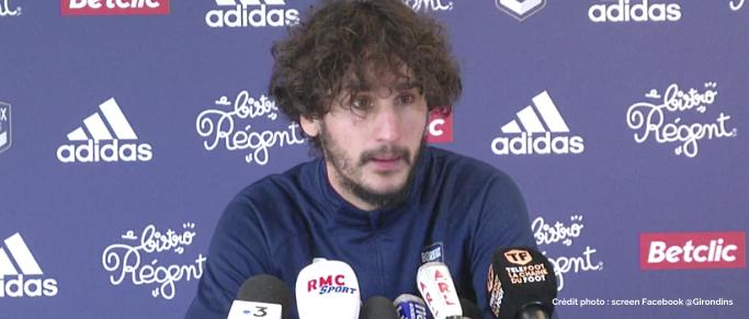 Yacine Adli croit et espère un résultat face à Montpellier