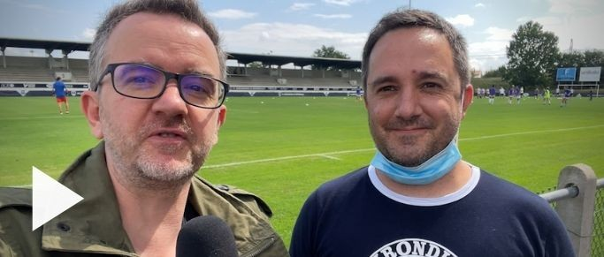 [Reportage] Bordeaux 6-0 Soyaux : on était là !