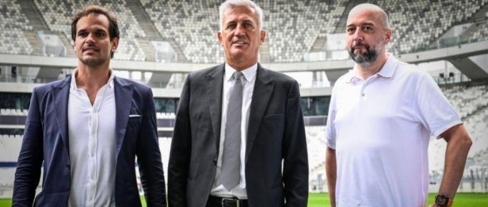 Mercato : un nouvel attaquant chez les Girondins ?