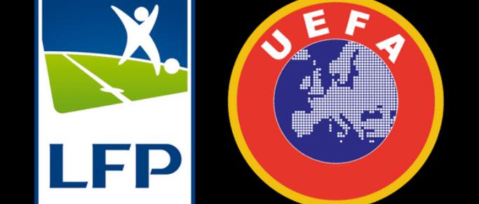 Communiqué de la LFP : terminer de la Ligue des Champions