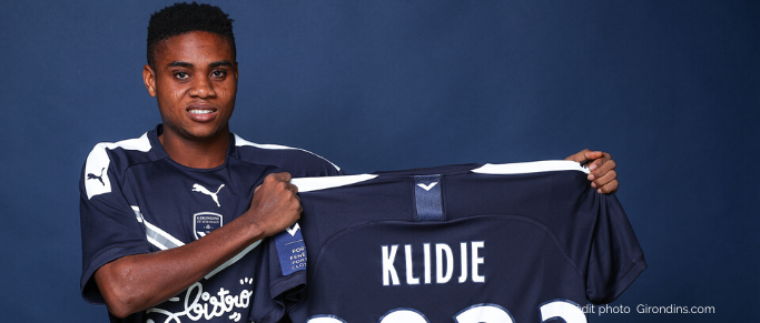 """Thibault Klidje : """"J'espère vite faire partie des titulaires en réserve"""""""