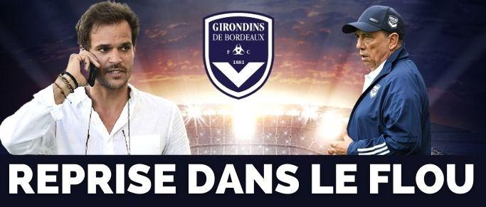 [Replay] Le Talk : organigramme, reprise, mercato et DNCG pour les Girondins