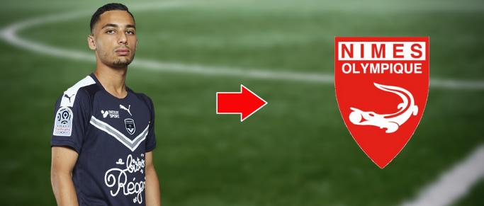 [Officiel] Yassine Benrahou s'engage avec le Nîmes Olympique