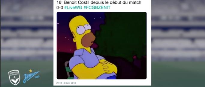 Revivez Bordeaux - Zénith en 10 tweets