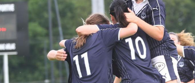 Feminines : Romane Bruneau prolonge jusqu'en 2022 avec les Girondins