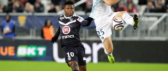 Mercato Girondins : à partir de combien tu lâches Samuel Kalu ?