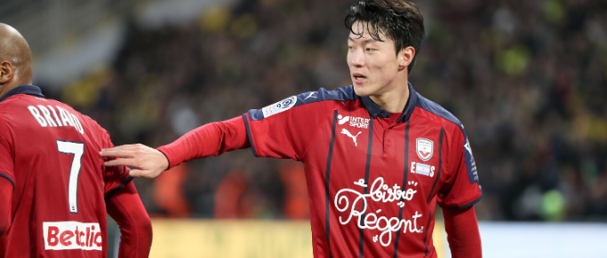 Hwang Ui-Jo a convaincu les supporters des Girondins