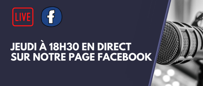 [Replay] Facebook Live sur l'actu des Girondins