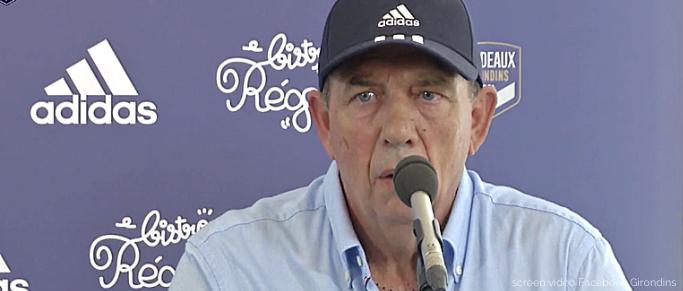"""Jean-Louis Gasset sur Ben Arfa : """"il avait vraiment envie de gagner"""""""