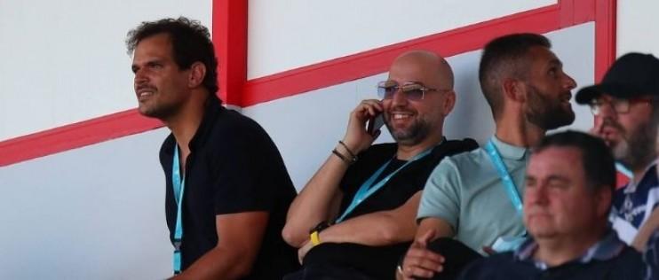 """Admar Lopes : """"Nous allons encore monter le niveau et la stabilité de l'équipe"""""""